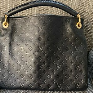 Louis Vuitton Monogram Empreinte MM ArtsyAuthentic